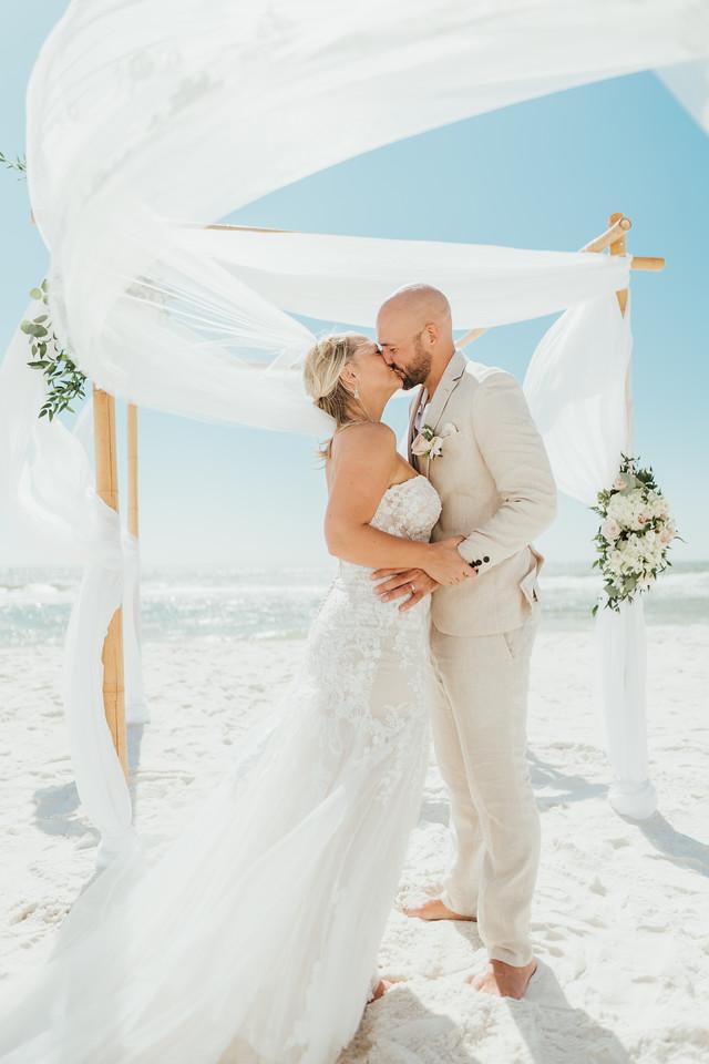 Beach Wedding Photography I Do | Bown Media