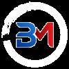 White With Stroke Bown Media Logo